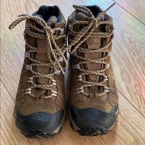 Oboz Bridger Mid BDry Hiking Boots - Women's 7